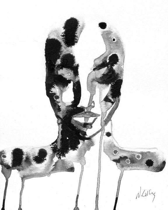 Euphoria 4 - Art by N. Collins