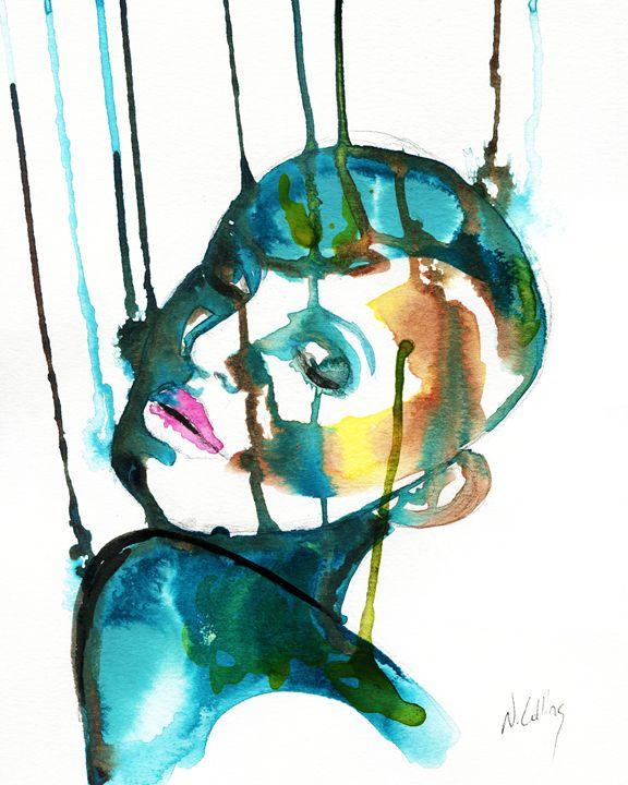 Euphoria 5 - Art by N. Collins