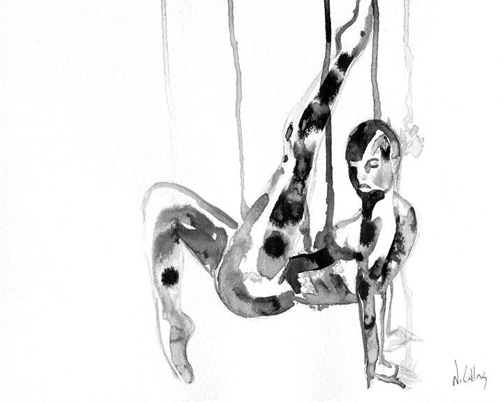 Euphoria 45 - Art by N. Collins