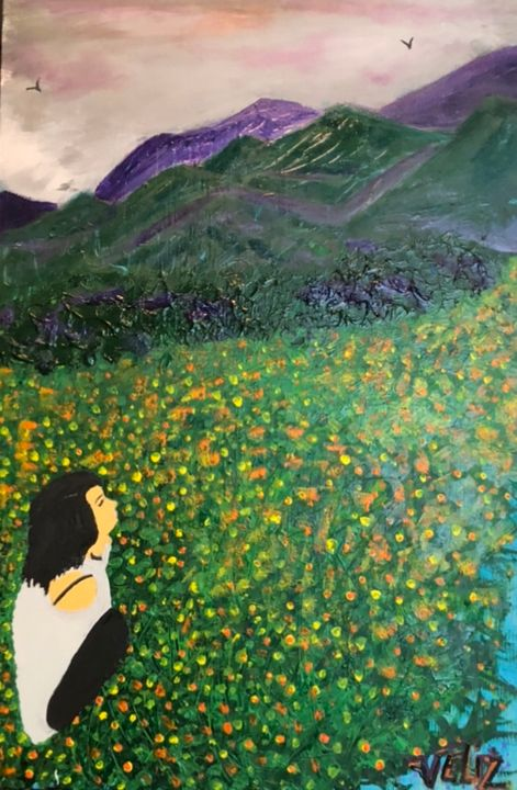 California Poppys - Javier Veliz Jr