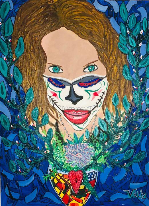 Mexican Masked - Javier Veliz Jr