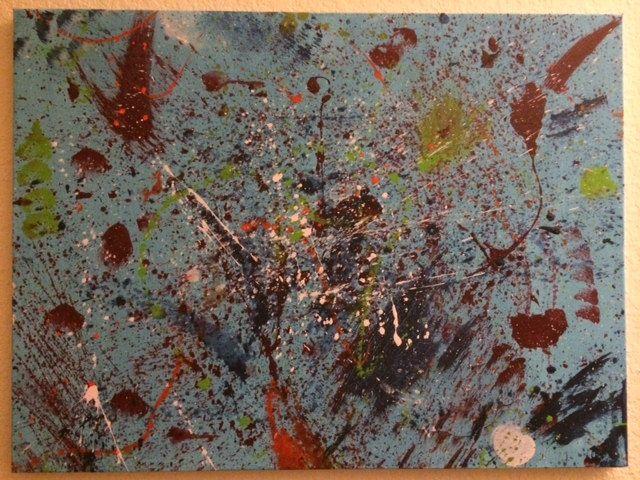 Color Flurry - Cole Landolt