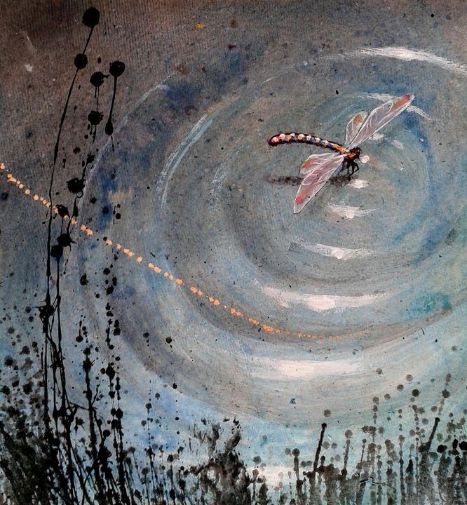 Dragonfly 2 - Rigel Sauri