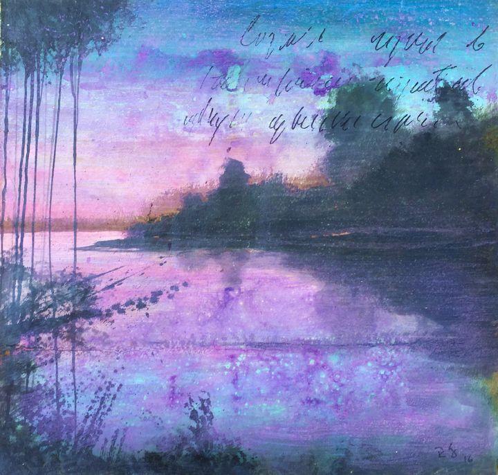 Yucatan nightfall - Rigel Sauri
