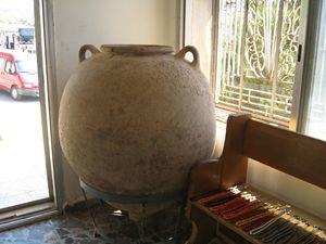 OLD WATER JARR