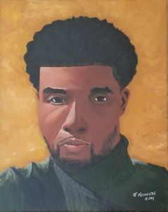 Chadwick Forever - F. Kenneth Art