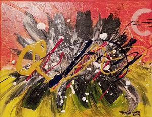 Hip-Hop - F. Kenneth Art