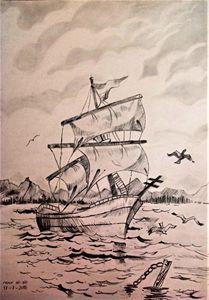 Sailing to Nowhere.