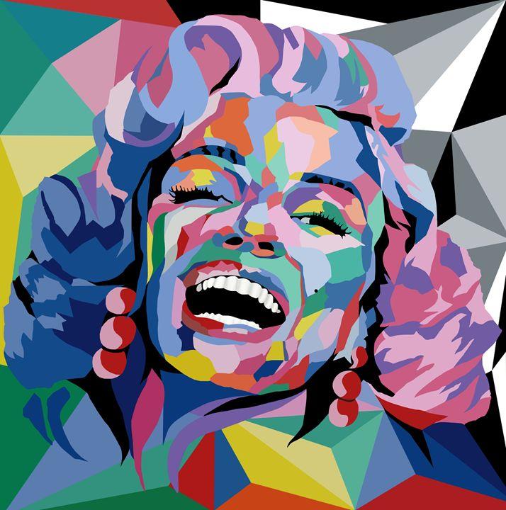 Musa Marilyn - Luciano Pina