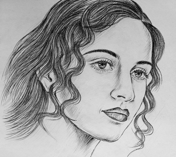 Indian Girl - Deepak Arts