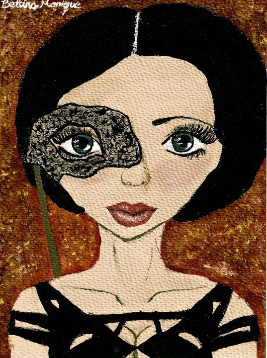 Masquerade - Bettina Monique