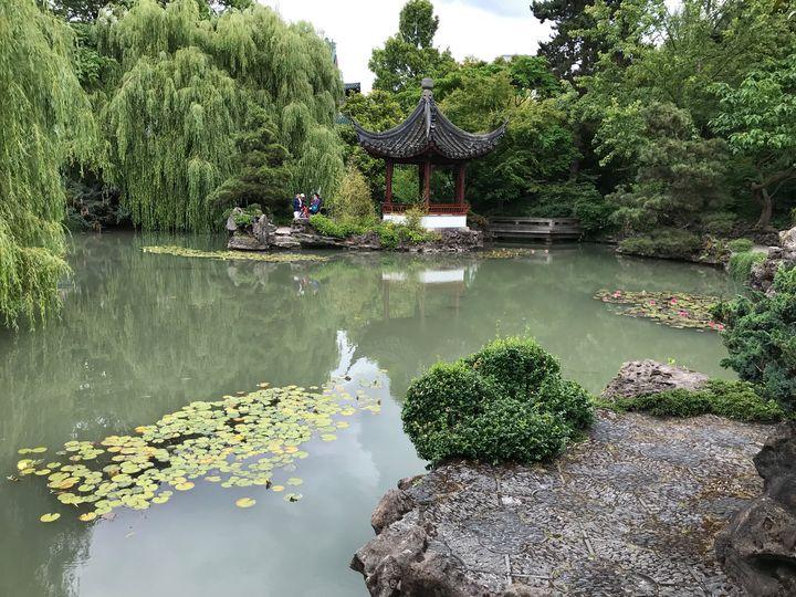 Sun Yat Sen Gardens - D. Alan Durham