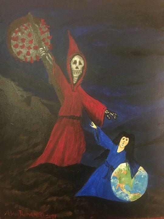Plague Covid - D. Alan Durham