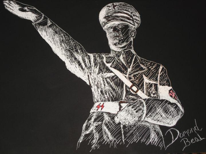 Hitler - Damond Beal