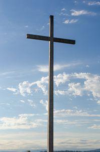 Hillside Cross
