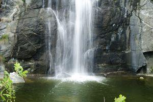 Mirabeau Falls