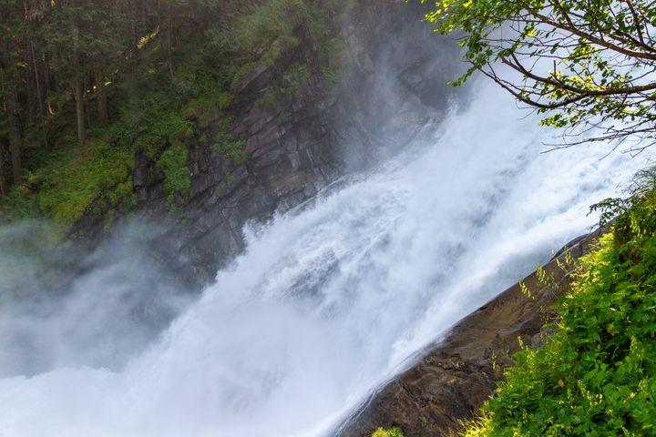Krimml Waterfalls - Mikes gallery
