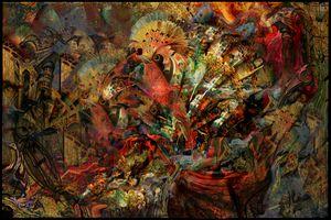 Birds of Paradise. - Michael Byard. Digital Artist