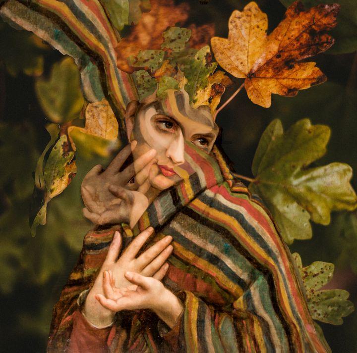 Autumn is here. - Michael Byard. Digital Artist