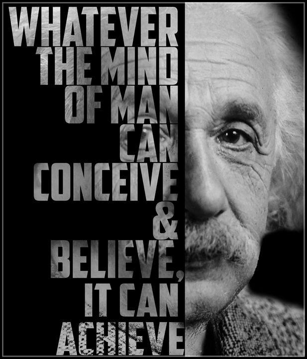Einstein - Lively Inner Vision