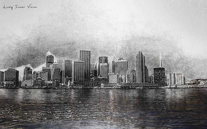 The City - Lively Inner Vision