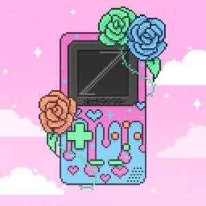 Pixelart console