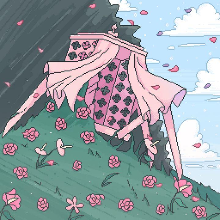 Pink diamond's palanquin - DieNKaiii