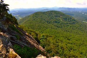 Yonah Mountain Georgia