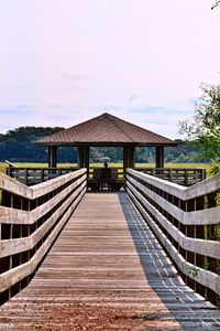 A Lowcountry Stroll To The Pavilion