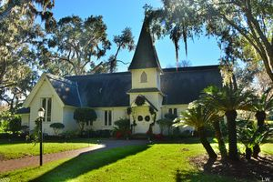 Christ Church Episcopal Church St. S