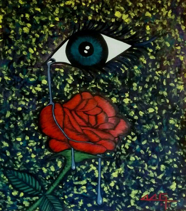 Rose Eye - Dominic Glaser