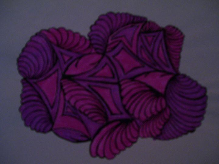 Purple Rose 1 - Jbthelady