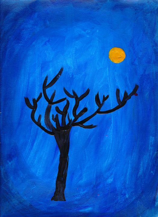 The Sun & The Tree - Sophia Arya