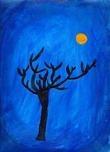 The Sun & The Tree