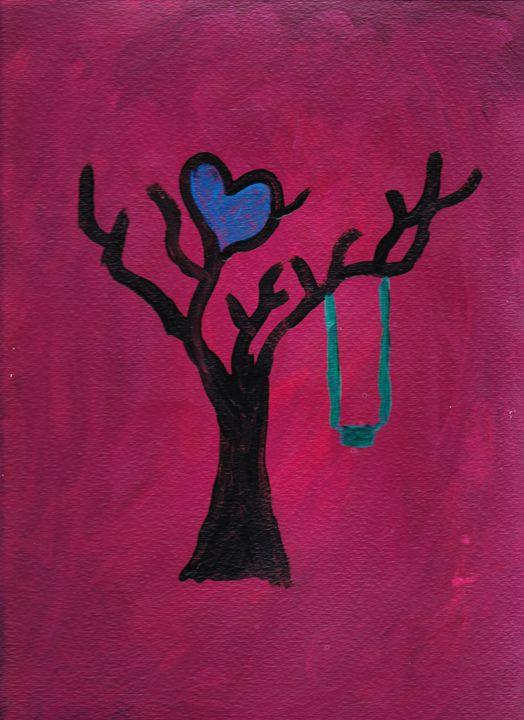 The Heart, The Tree, & The Swing - Sophia Arya