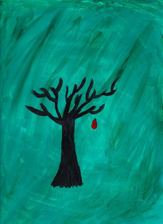 The Bleeding Tree - Sophia Arya