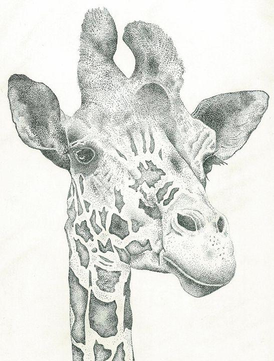 Giraffe - Tinker Art