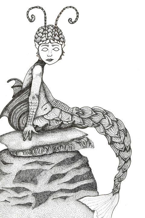 Merboy - Tinker Art