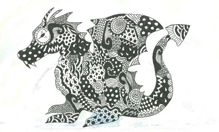 Dragon - Tinker Art