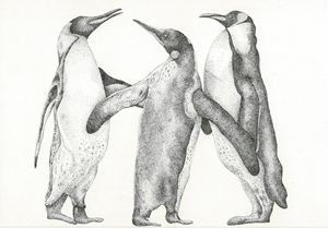 Penguins - Tinker Art