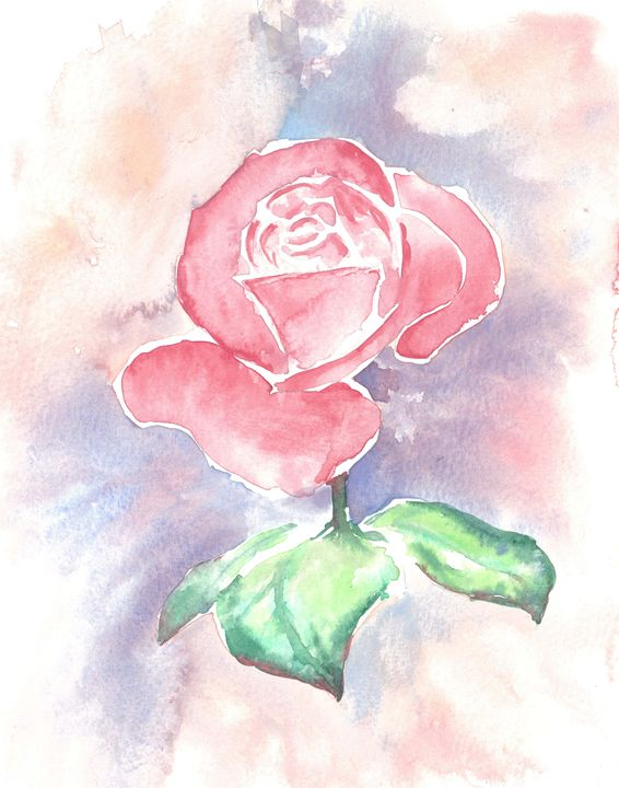 Rose - Tinker Art