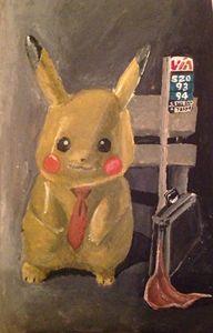 """""""My Hero Pikachu""""[I]"""
