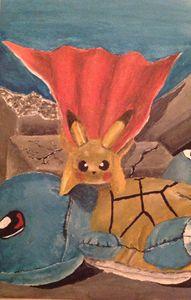 """""""My Hero Pikachu""""[3]"""