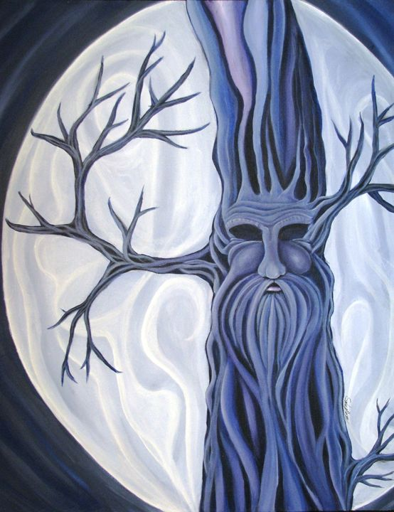 Man in the Moon Tree - Sydney M