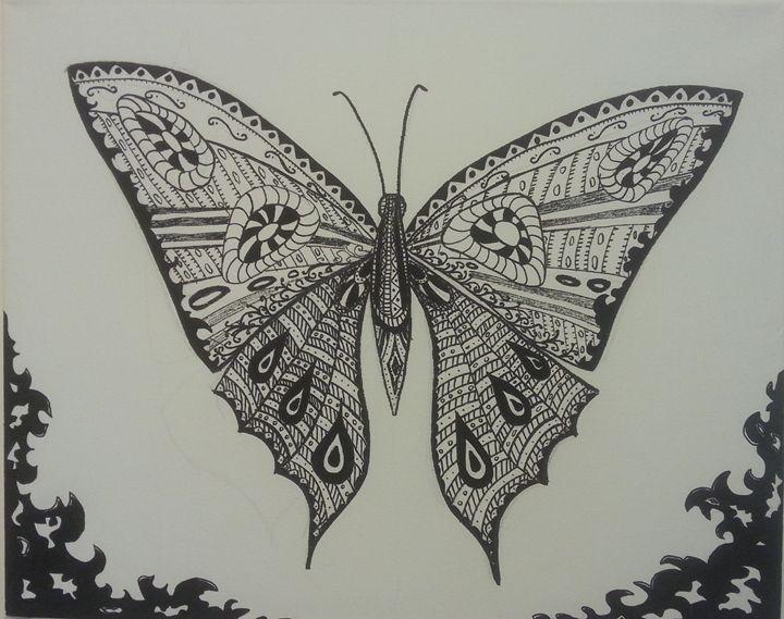 butterfly - Adiel