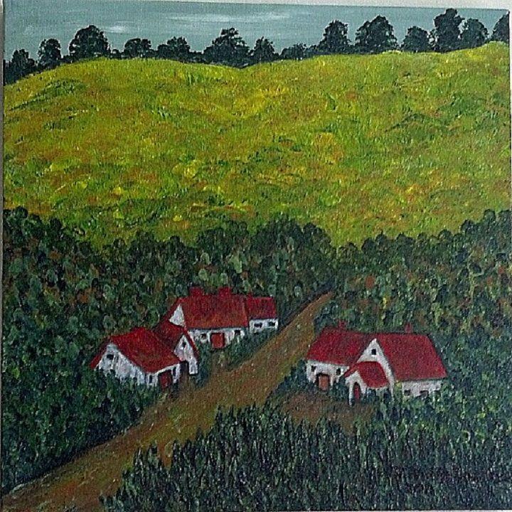 Hidden Village - Joan McDonough