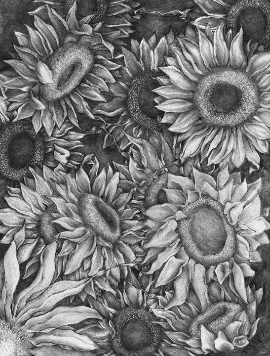 SunFlower Dance - Botanicals