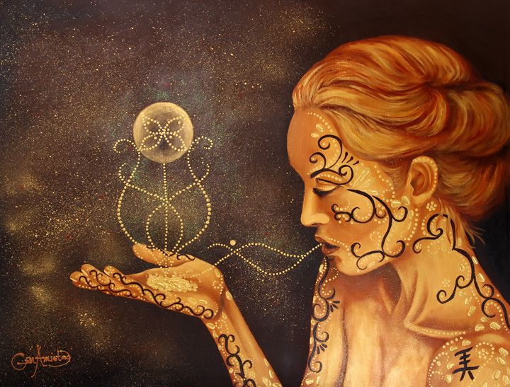 Breath of Life - Paintings by Gen Amistad