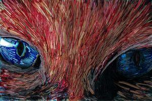Those Feline Eyes - JimValentine