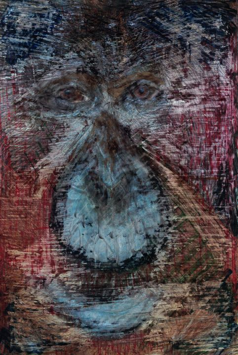 Fading Orangutan - JimValentine